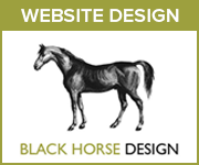 Black Horse Design Website Design (Gloucestershire Horse)
