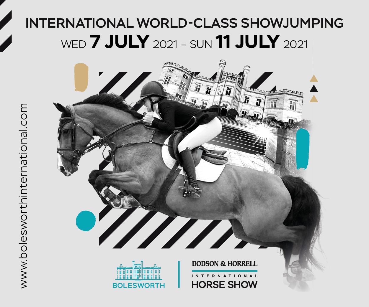 Bolesworth 2021 (Gloucestershire Horse)