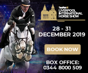 Liverpool International Horse Show 2019 (Gloucestershire Horse)